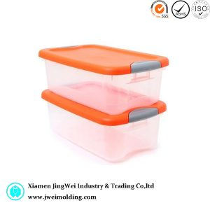 Plastic Stackable Storage Containers